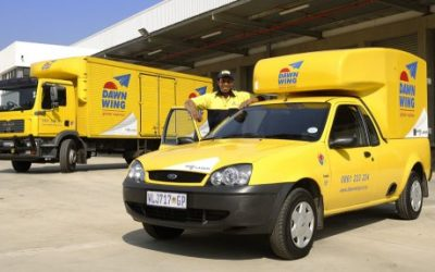 New technology enables control of express deliveries