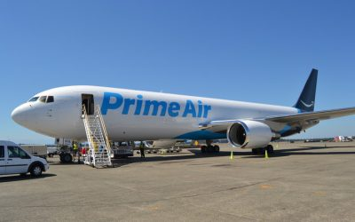 Amazon Air continues expansion with regional hub development in Dallas